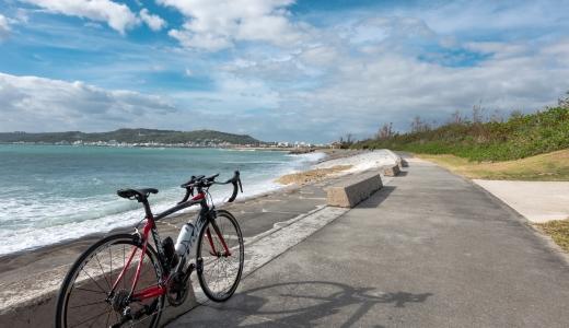 青に包まれる─ 初めての沖縄サイクリング 2018【沖縄ライド】